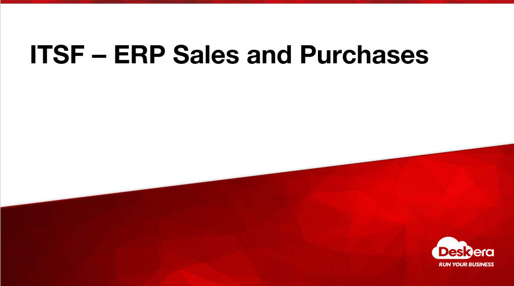 MASTER-NICF - ERP Sales and Purchases (SF) [Deskera][CRS-Q-0031782-ICT] MASTER-DSP